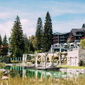Hundehotel: ASTORIA RESORT Außenansicht - ASTORIA RESORT Seefeld