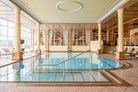 Urlaub-mit-Hund: Indoor Pool des Astoria Resorts - ASTORIA RESORT Seefeld