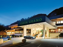 Hundehotel - Pools: Innenpool - CESTA GRAND  Aktivhotel & Spa