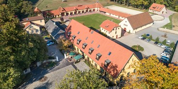 Hundehotel - barrierefrei - Hotel Rittergut Osthoff
