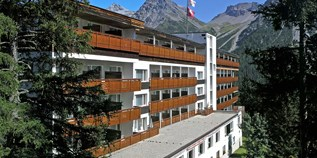 Hundehotel - Verpflegung: Halbpension - Rheintal / Flims - Sunstar Hotel Arosa