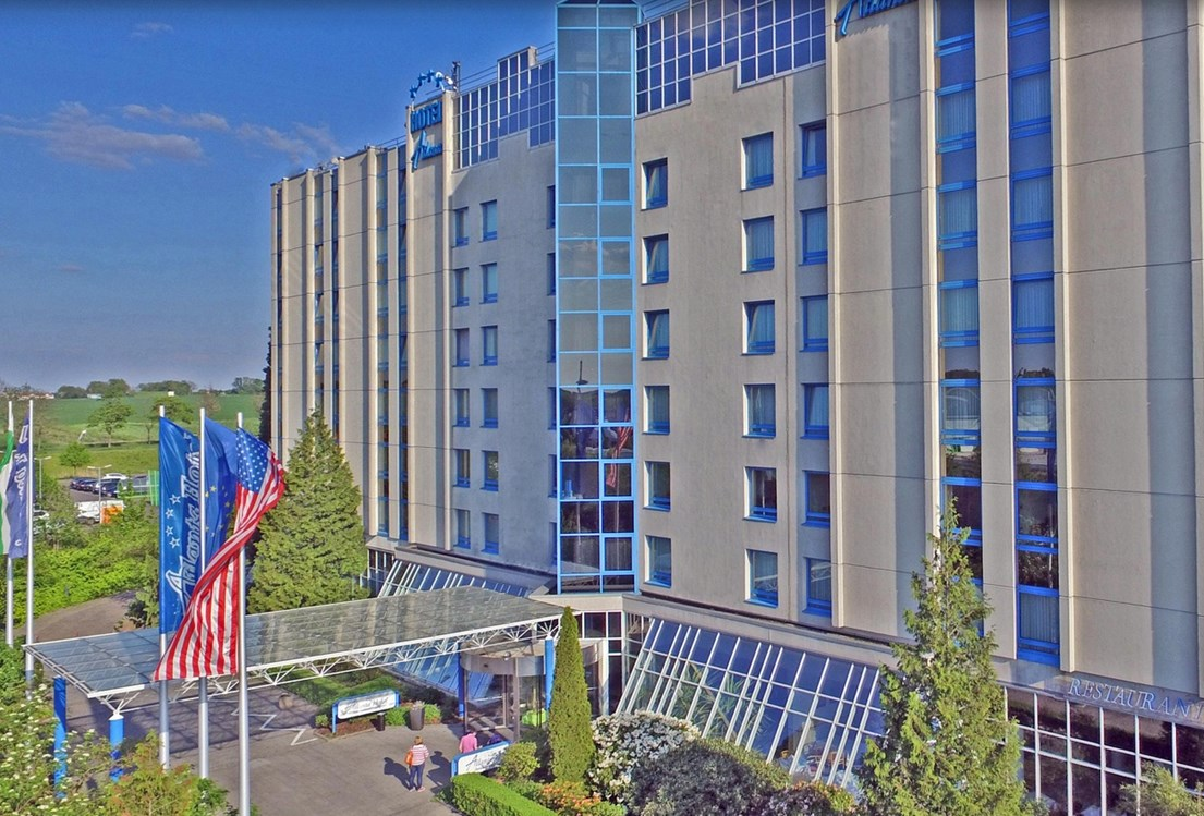 Urlaub-mit-Hund: Atlanta Hotel International Leipzig - Atlanta Hotel International Leipzig