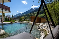 Hundehotel - Pools: Innenpool - Wiesenhof Garden Resort****S