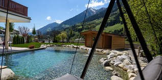 Hundehotel - Pools: Außenpool beheizt - Wiesenhof Garden Resort****S