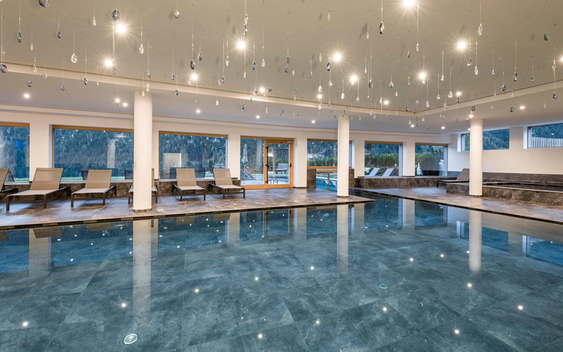 Urlaub-mit-Hund: Indoorpool - Tuberis  Nature & Spa Resort