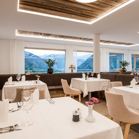 Urlaub-mit-Hund: Im Restaurant - Tuberis  Nature & Spa Resort