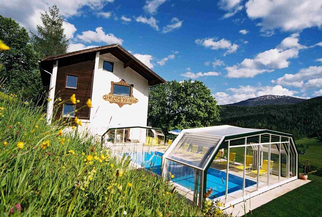 Hotel stigenwirth oder einfache pension ingrid hotel f r for Pension mit hund nordsee
