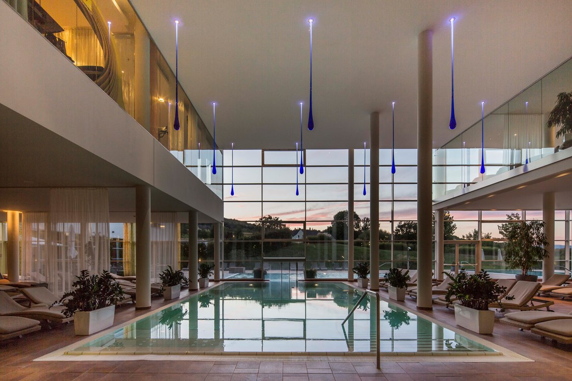 Urlaub-mit-Hund: Indoor-Pool - SPA RESORT STYRIA