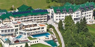 Hundehotel - Wellnessbereich - Pyhrn Eisenwurzen - Dilly´s Wellness-Golf-Familien-Ski Resort****S