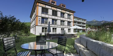 Hundehotel - WLAN - Appenzell - Weissbad Lodge