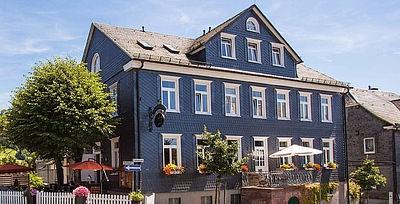 Hotel Alte Schule | Hotel für den Urlaub mit Hund in Bad Berleburg