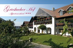 Hundehotel - Bayern - Appartementhotel Griesbacher Hof